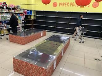 民眾搶貨 消保處:供貨正常、毋須搶購