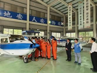 斥資購入飛機 育德工家飛機修護科添戰力