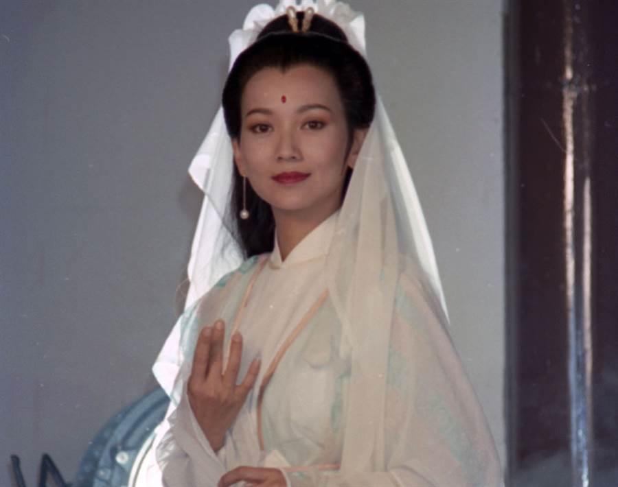 趙雅芝因演出《新白娘子傳奇》的「白素貞」爆紅(圖/中時資料照/蔡宜謀攝)