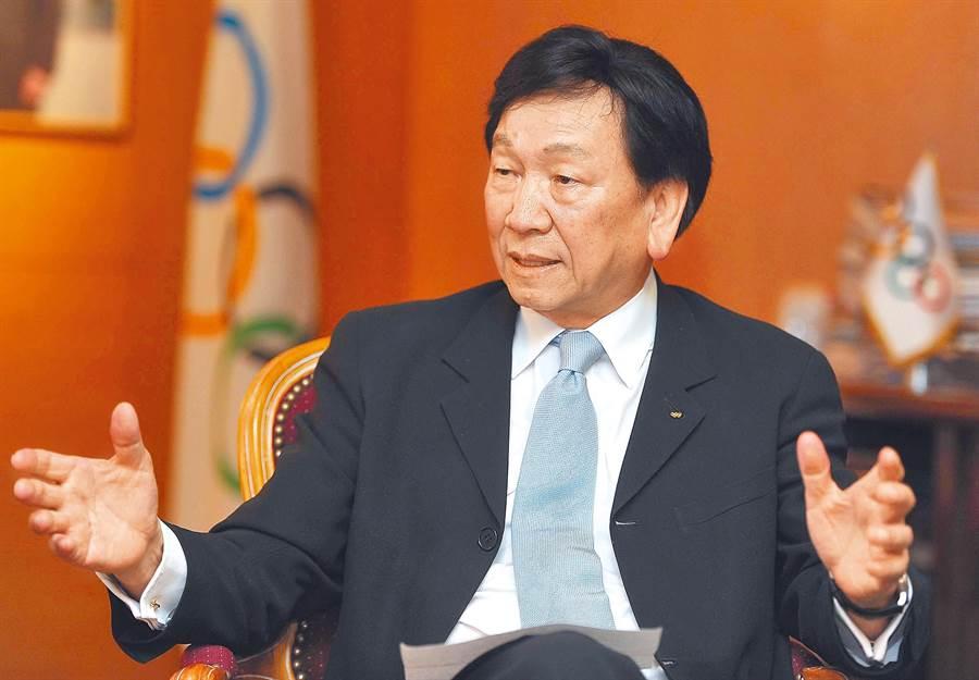 吳經國因身體因素辭去國際奧會委員職務,台灣將面臨沒有國際奧會委員的窘境。(本報資料照片)
