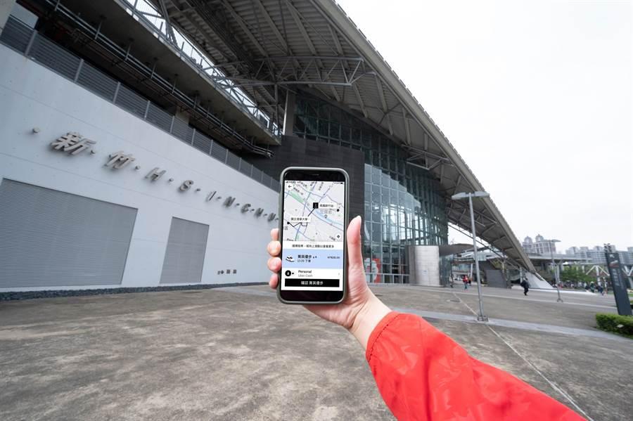 因應2019年12月1日上路的《汽車運輸業管理規則》第103-1條,Uber先前在新竹地區暫停服務。今(19)日宣布恢復新竹營運服務,號召在地人加入。(Uber提供/黃慧雯台北傳真)