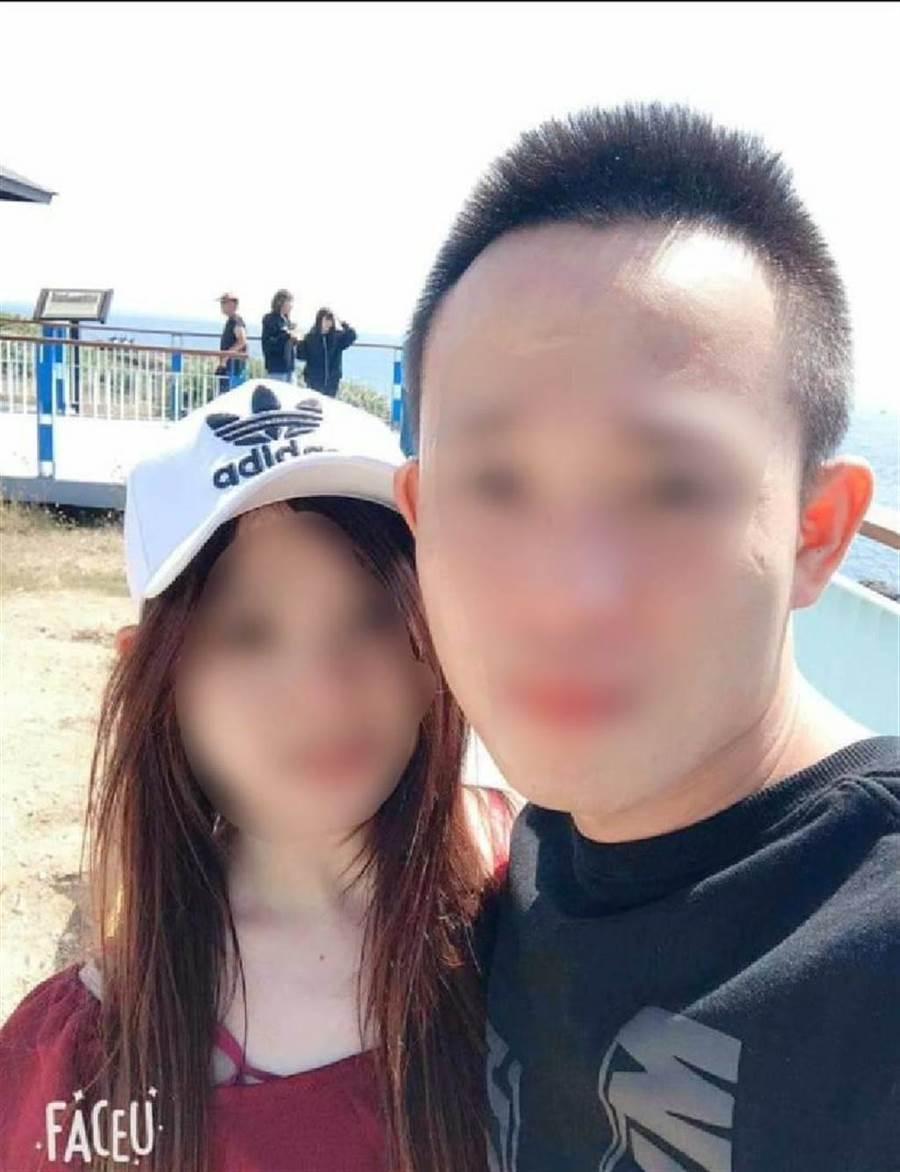 桃園妙齡女遭開槍殺害棄屍於三峽山區,男友的姐姐裝傻推不知情遭警方列涉嫌重大被告。(賴佑維翻攝)