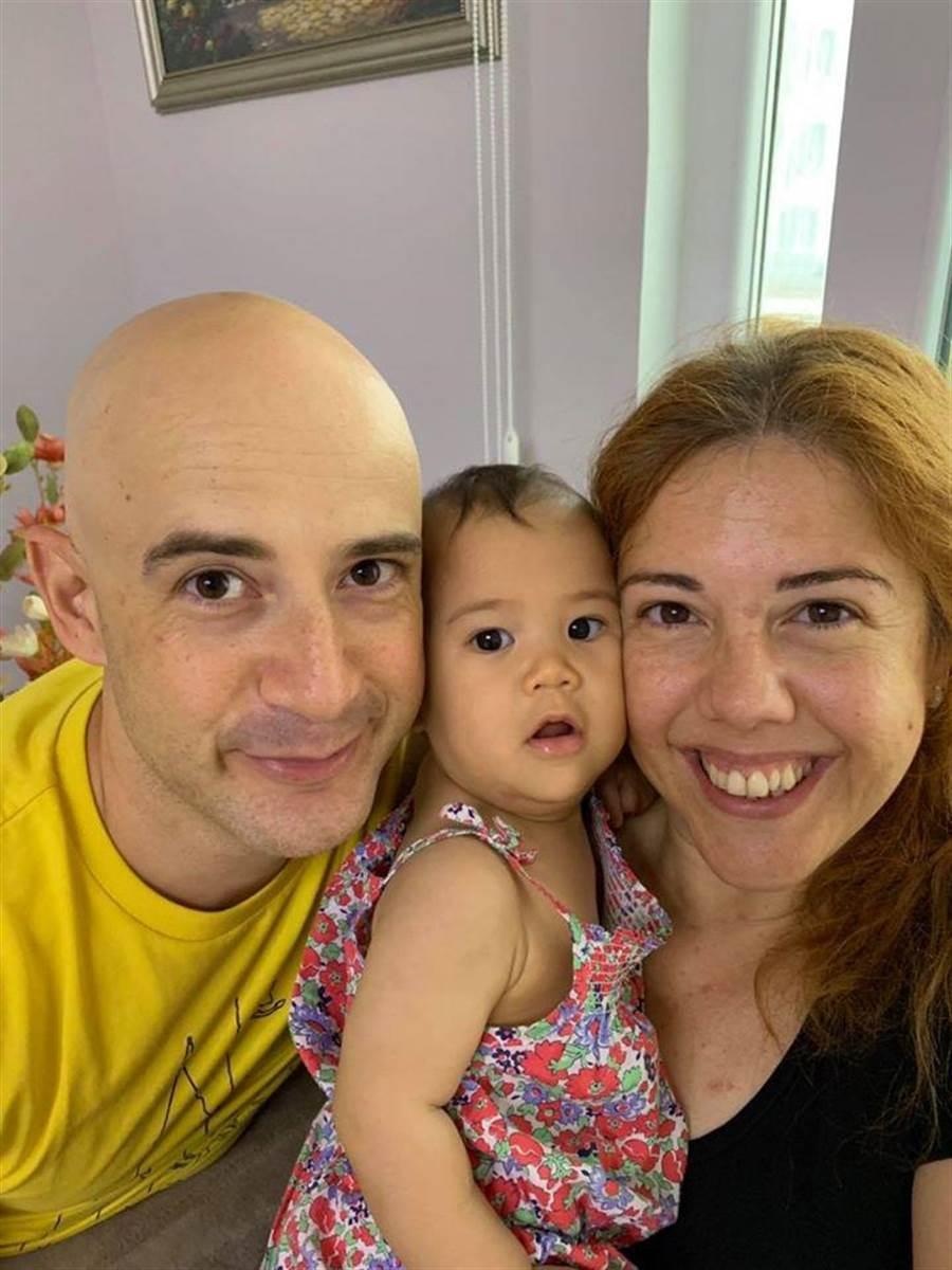 網紅吳鳳(左)透露,土耳其疫情三級跳,親妹妹(右)竟向他交待後事,他為此很心痛。(˙圖擷自吳鳳臉書)