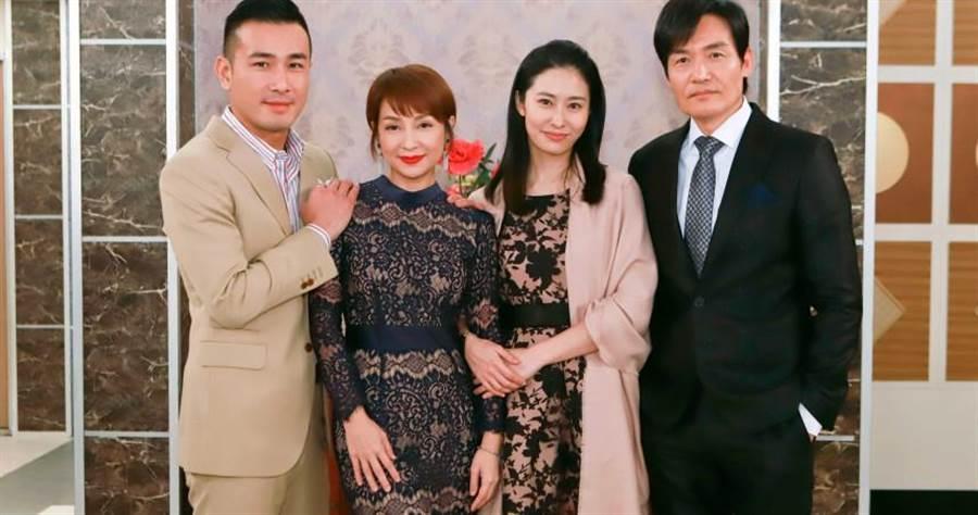 張郁婕加入民視《多情城市》演出傅子純的妹妹。(圖/民視提供)