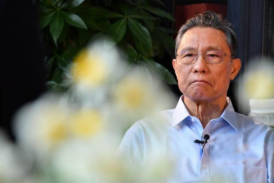 對於病毒起源,大陸防疫專家鍾南山18日再次表示,「新冠肺炎的疫情是發生在大陸武漢,但是不等於它的源頭在大陸」。(新華社)