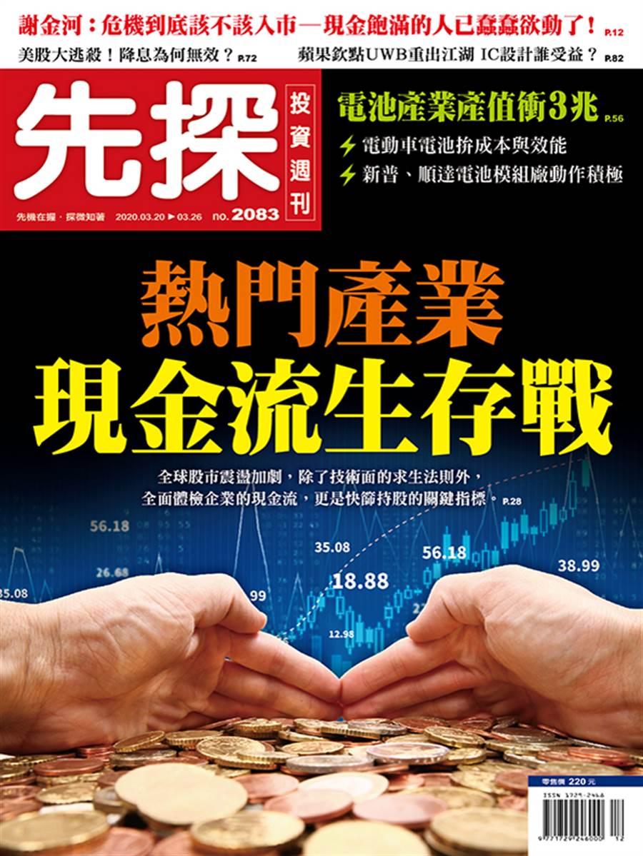 《先探投資週刊2083期》