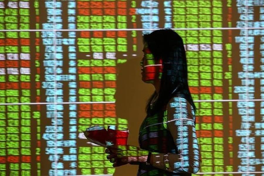 全球股市大崩跌,截至17日為止,境內外股票基金,只剩下4檔為正,且全部都是中國基金。(圖/中時資料照)