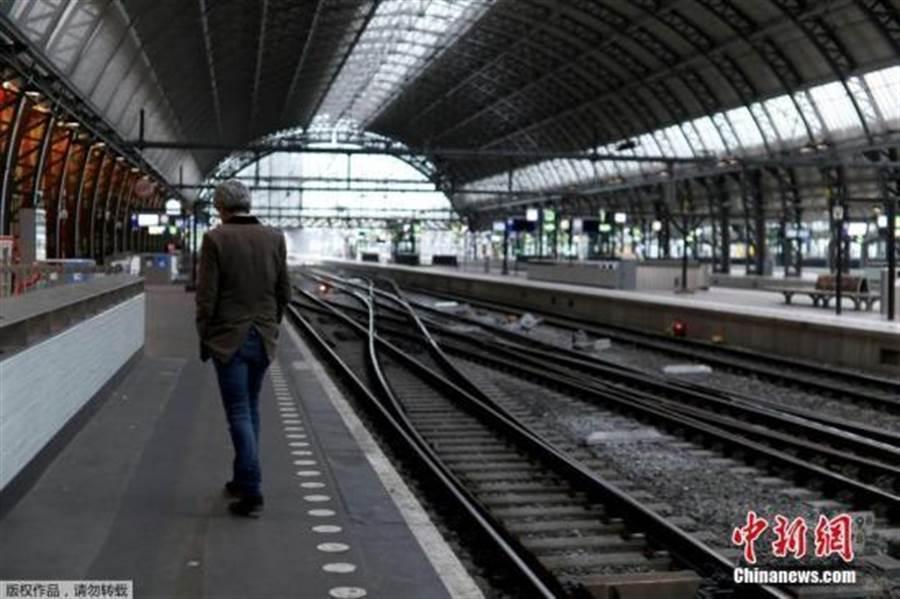 荷蘭新增409例新冠肺炎確診,累計達2460例。(取自中新網)