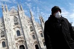 義大利新冠肺炎3405死 超越大陸 米蘭醫崩潰:已沒在數死者