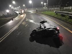 越南女酒後騎車自摔關渡橋頭 頭部重創亡