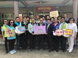 南六企業慨捐2400包溼紙巾 助柳營奇美醫院抗疫