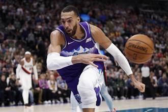 NBA》找到了!戈貝爾曾招待高風險客人