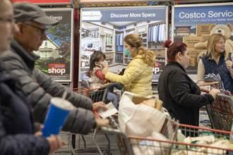 美國疫情下恐慌囤貨 超市賣場推出敬老時段