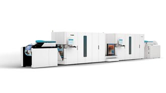 Canon 獲評高速噴墨印刷機領導品牌