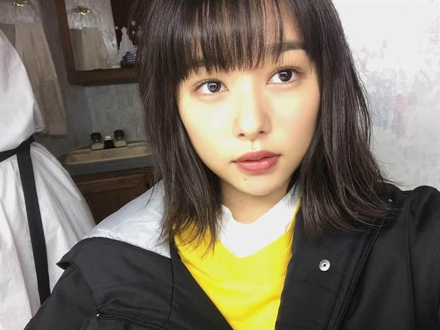 岡山的奇蹟美少女櫻井日奈子。(取自IG)