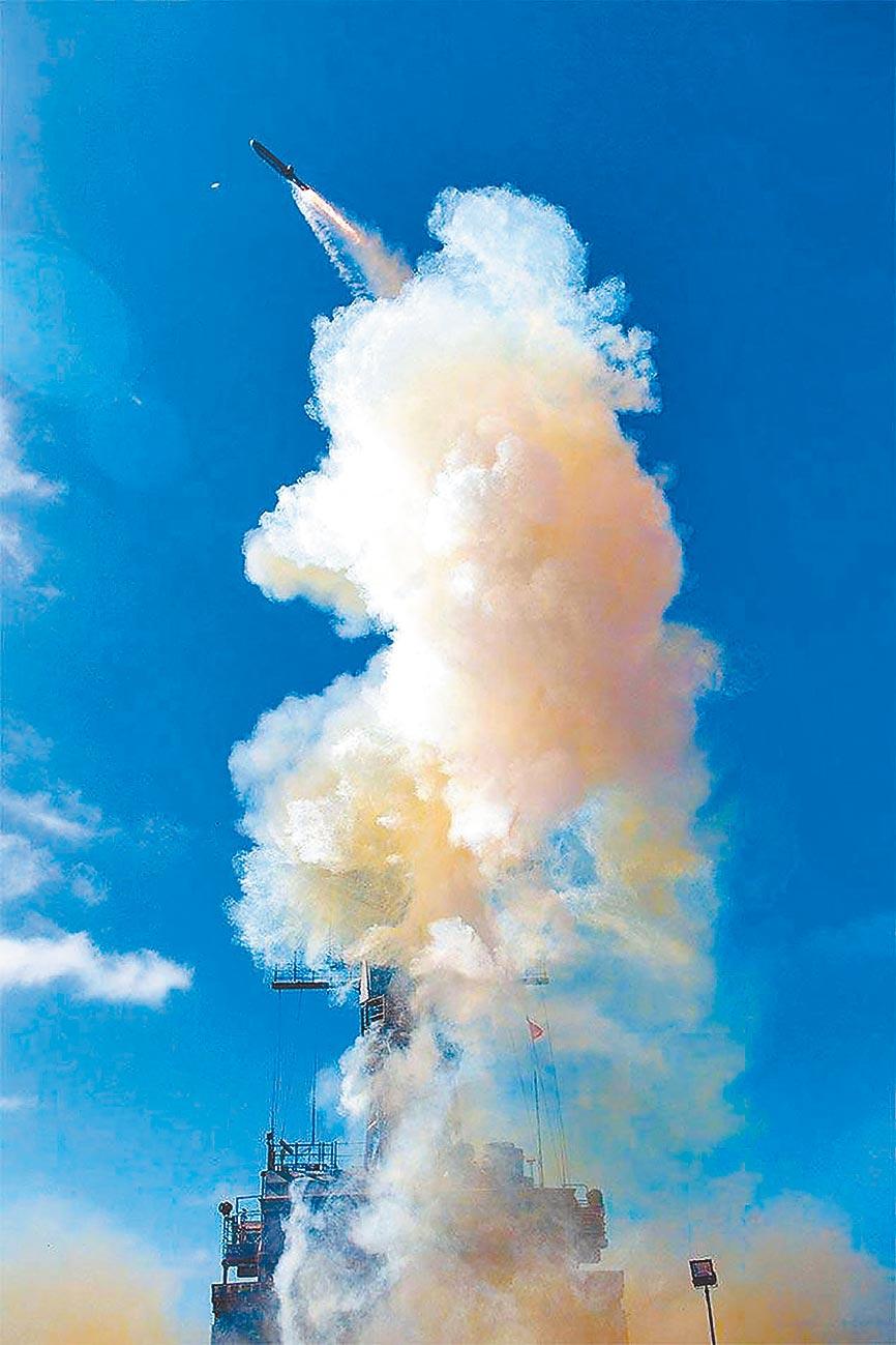 「LRASM」空射測試。(取自洛克希德馬丁公司官網)
