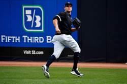 MLB》自爆肋骨骨折導致氣胸 賈吉想自然痊癒