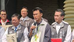 陳吉仲視察公糧庫存 呼籲國人下架優質農產品