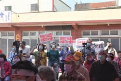 竹北西區反焚化爐 逾百人出席座談會
