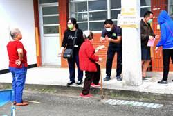 台東市強國里里長補選由林美雲當選 投票所防疫嚴陣以待