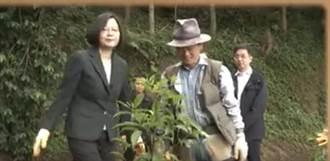 今是國際森林日 總統種下一棵..