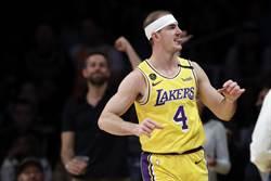 NBA》禿曼巴放話很健康 湖人誰確診?