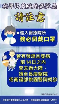 醫師竄改疫情指揮中心電子海報引恐慌 檢方罰5萬元