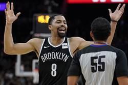 NBA》籃網補強前場 拋售丁維迪或利佛特