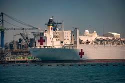 醫療船全球共幾艘?美國擁有世界最大
