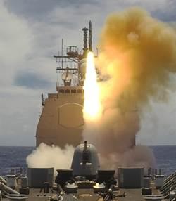 美電偵機頻出沒南海 原是美軍神盾艦射標二飛彈