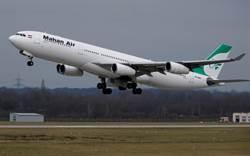 伊朗馬漢航空 疑私運武器