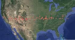 異象為什麼都沿著北緯37度發生?