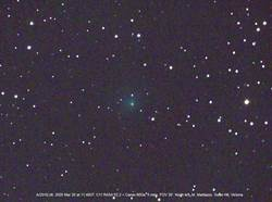 天文奇景:阿特拉斯彗星可望橫掠夜空