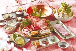 櫻花限定料理 品味春之美