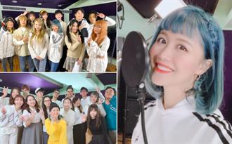 專訪/蕭小M傳遞正面信念 邀眾網紅感動齊唱〈明天會更好〉