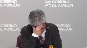 口罩一片上萬元!一線醫護緊缺 西班牙衛生部長淚流滿面