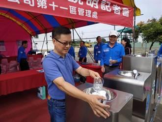 提升台水效率卻閃辭 魏明谷:成功不必在我、當一年夠了