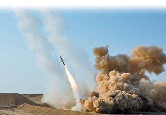 伊朗仿製陸利器 襲擊美軍
