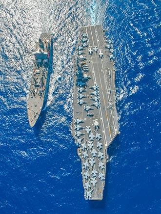 美艦頻闖南海 陸恐再用雷射光攻擊