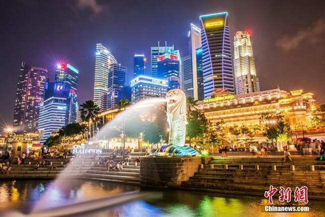 新加坡新增23例,新冠肺炎確診累計455例。(取自中新網)