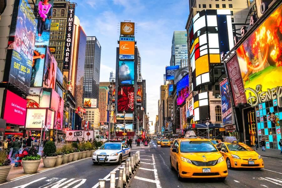 為何紐約確診暴增?網曝:完全大染缸(圖/達志影像)