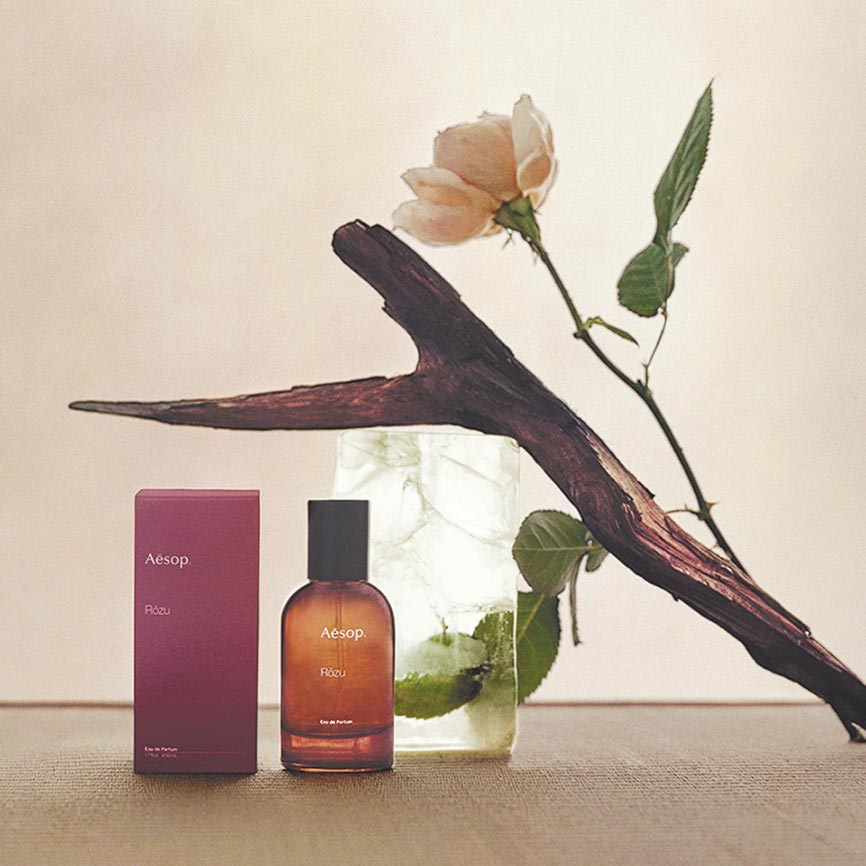 Aesop馥香水。 圖片提供Rōzu馥香水