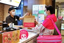 《產業》foodpanda捐萬份餐點慰勞醫護 使用率達6成