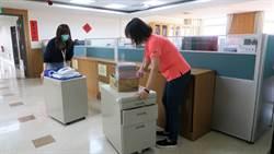 彰化醫院加強防疫另類喬遷 打散組員分區辦公