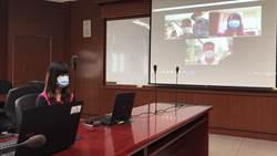 防疫超前布署 嘉檢模擬視訊問案異地辦公