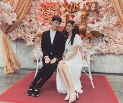 恭喜夏如芝成為「張太太」!與小7歲張捷登記結婚啦