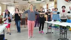 改編望春風 台南市樂齡學習上課前先唱歌防疫