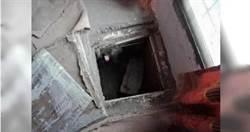 男鐵鍊栓16歲少女「囚地洞蹂躪24天」下場出爐!