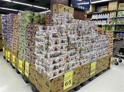 民眾瘋狂搶 沈榮津喊話:奶粉、衛生紙、泡麵都沒短缺