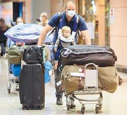 禁旅客來台轉機 明天起為期2周